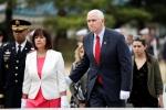 Phó Tổng thống Mỹ bắt đầu thăm Hàn Quốc ba ngày
