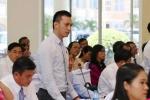 Con trai ông Nguyễn Bá Thanh gây chú ý ở kỳ họp HĐND Đà Nẵng