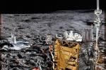 Chuyến bay lên Mặt Trăng qua ống kính phi hành gia