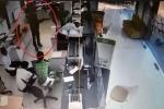 Đã bắt được kẻ bịt mặt dùng súng cướp ngân hàng ở Trà Vinh