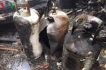 Nổ khí gas khủng khiếp tại Lào, 6 lao động Việt Nam thiệt mạng