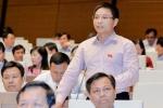 Đại biểu Quốc hội: 600.000 tỷ đồng nợ xấu có thể xây 3 sân bay Long Thành