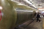 Bồn chứa xăng dầu 2 lớp giải pháp tăng độ an toàn cho các cây xăng
