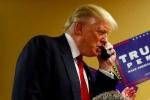 Những cuộc điện đàm 'gây bão' của ông Donald Trump