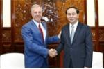 Thư Tổng thống Mỹ Donald Trump gửi Chủ tịch nước Trần Đại Quang