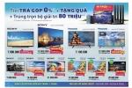 Tháng 5 mua Tivi tại Điện máy Xanh, đếm quà mỏi tay