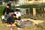 Bức ảnh thi thể người đàn ông gây xôn xao: Công an thông tin chính thức