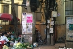 Hà Nội cấm người dân lấn chiếm, sử dụng trạm biến áp trên vỉa hè