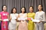 Thí sinh Hoa hậu Việt Nam 2016 háo hức với nhiệm vụ của Người đẹp nhân ái