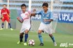 U13 bóng đá học đường học tính tự lập trên đất Nhật