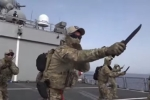 Video: Tuyệt kỹ đánh dao của đặc nhiệm Hàn Quốc