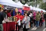 Cư dân háo hức chờ đón Hội chợ Xuân Vinhomes 2017