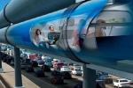 Video: Tàu siêu tốc di chuyển dọc nước Anh chỉ trong vỏn vẹn 8 phút