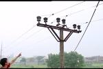 Mùa mưa bão, dân Thủ đô sống trong sợ hãi dưới đường dây điện 'tử thần'