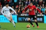 Man Utd đại thắng Swansea: Rooney là vua kiến tạo, Carrick sắm vai thần may mắn