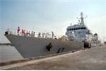 Tàu tuần tiễu xa bờ của Ấn Độ sắp đến thăm Đà Nẵng