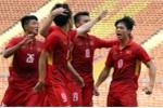 Trực tiếp Việt Nam vs Campuchia: Khán đài nổ tung (Hiệp 2 bắt đầu)