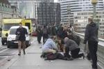 Bắt 7 nghi phạm liên quan vụ tấn công gần Nhà Quốc hội Anh