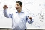 PGS Trương Gia Bình dạy 'Cách mạng 4.0' cho thạc sĩ quản trị kinh doanh