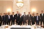Thủ tướng làm việc với các nhà đầu tư hàng đầu Hà Lan