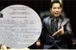 Lộ bản khai Ngọc Sơn tự xưng là 'Giáo sư âm nhạc'
