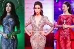 Những lần Hoa hậu Đỗ Mỹ Linh khoe đường cong sexy trong thiết kế táo bạo