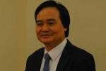 Bộ trưởng Phùng Xuân Nhạ: Cải cách thể chế, phát triển đội ngũ nhà giáo để giảm bức xúc trong người dân