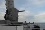 Triều Tiên trang bị súng máy siêu khủng của Mỹ cho tàu chiến, Washington ngỡ ngàng