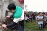 Những chuyện bí ẩn quanh con trăn khổng lồ trong nghĩa địa ở Hưng Yên