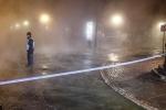 Lụt nước nóng gây tai nạn giao thông hy hữu tại Thụy Điển