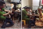 CSGT Hà Nội giúp đỡ một nam thanh niên bị lừa bán sang Trung Quốc