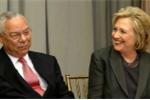 Ông Colin Powell và bà Hillary Clinton năm 2014 /// Reuters