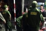 Truy lùng nhóm côn đồ 6 người trong vụ nổ súng ở Hà Đông