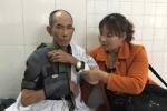 Xác định danh tính 2 bố con hành hung thương binh sau va chạm giao thông