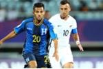 Kết quả U20 New Zealand vs U20 Honduras: U20 Việt Nam vẫn đứng hạng 3