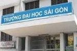 Điểm chuẩn vào Đại học Sài Gòn năm 2015
