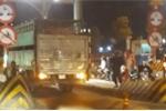 Tài xế lái xe tải cán chết thiếu tá CSGT ở Đồng Nai ra đầu thú