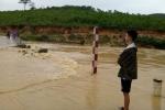 Mưa lớn kéo dài, nhiều xã miền núi Thanh Hóa bị cô lập