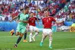 Tin tức Euro 23/6: Ronaldo sút bóng nhiều hơn cả Italia, Vardy từ chối Arsenal