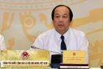 Đề nghị cảnh cáo ông Vũ Huy Hoàng: Người phát ngôn Chính phủ thông tin mới nhất