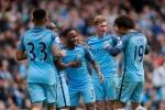 Video Man City vs Crystal Palace: Thắng hủy diệt, Man City vượt xa MU