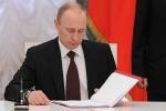 16 tướng Nga bị Tổng thống Putin cách chức