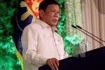 Tổng thống Philippines dọa 'đụng độ đẫm máu' nếu Trung Quốc xâm phạm chủ quyền