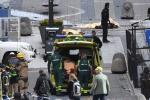 'Xe điên' lao vào đám đông tại Stockholm: Thủ tướng Thụy Điển nói 'bị tấn công khủng bố'