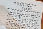 Bức tâm thư dân Đồng Tâm gửi Chủ tịch Hà Nội có nội dung gì?