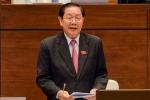 Bộ trưởng Nội vụ xin Quốc hội lùi Luật về Hội