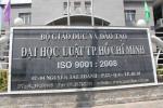 Ra trường gần 1 năm, sinh viên ĐH Luật TP.HCM chưa được nhận bằng