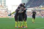 Aguero lập cú đúp, Man City ngược dòng thắng Burnley