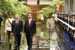 Chủ tịch nước Trần Đại Quang trao Cuba món quà đặc biệt