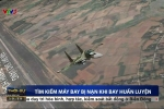 Video: Tìm kiếm máy bay Su-30 MK2 bị nạn khi bay huấn luyện